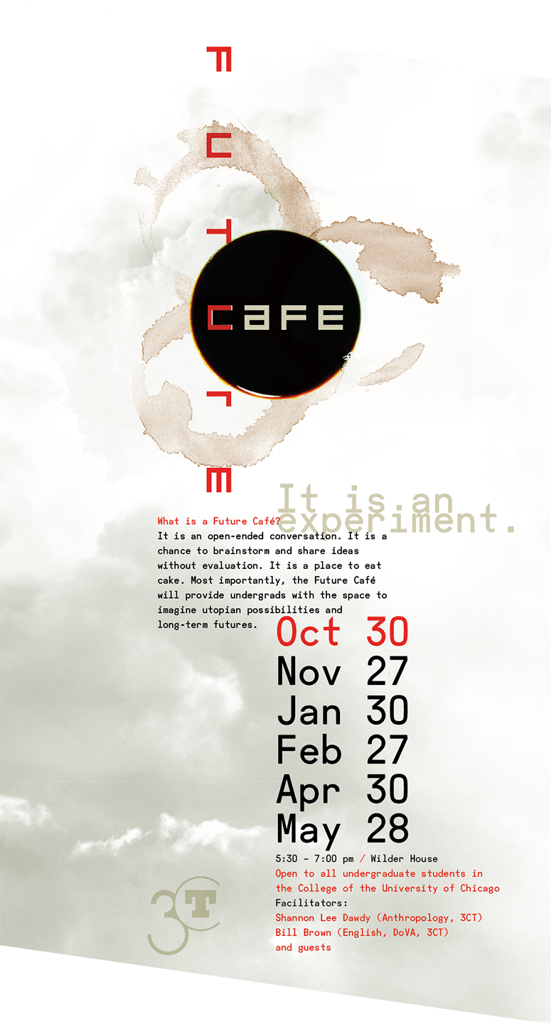 2018-19 Future Cafe overview poster of programs