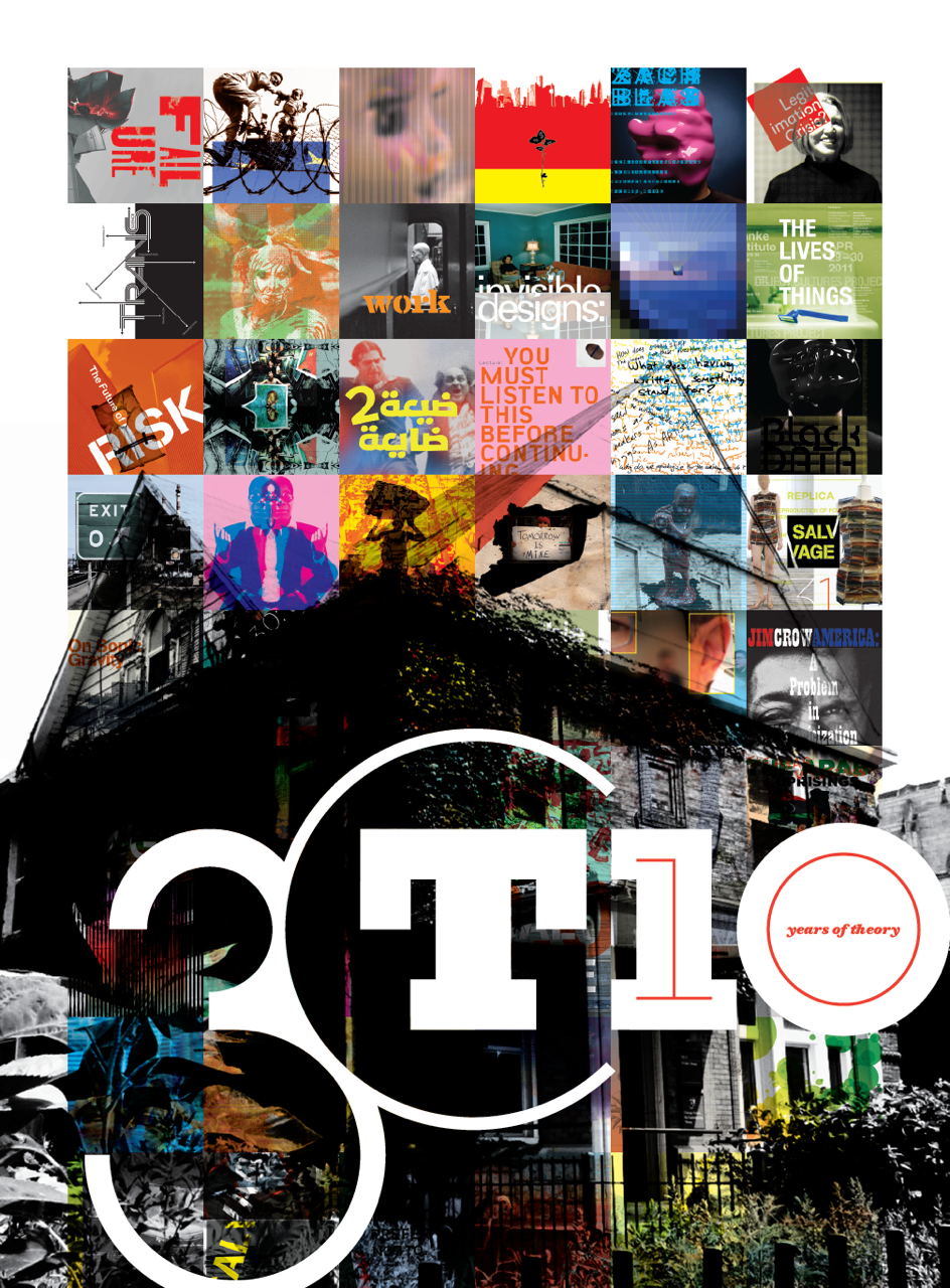 3CT 10 Years of Theory poster