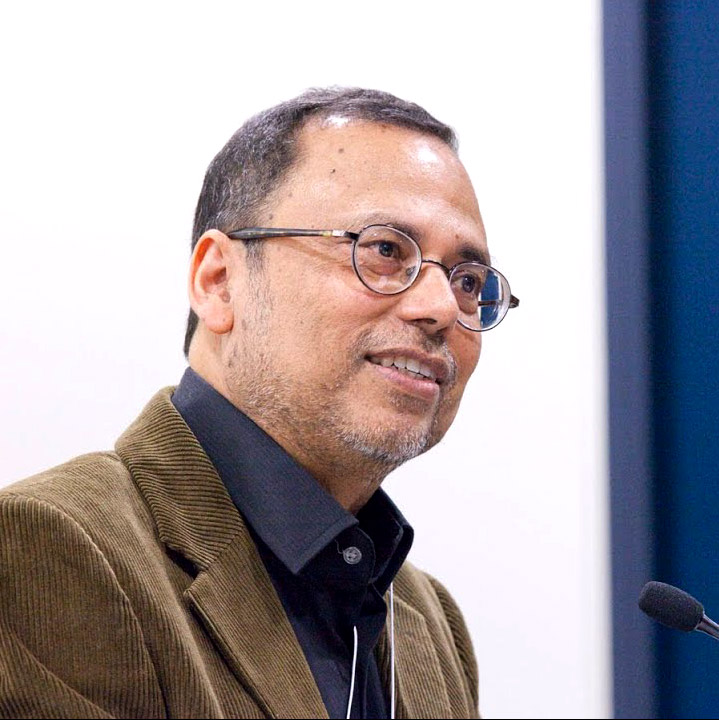 Portrait of Dipesh Chakrabarty