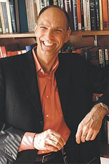 portrait of Andreas Glaeser
