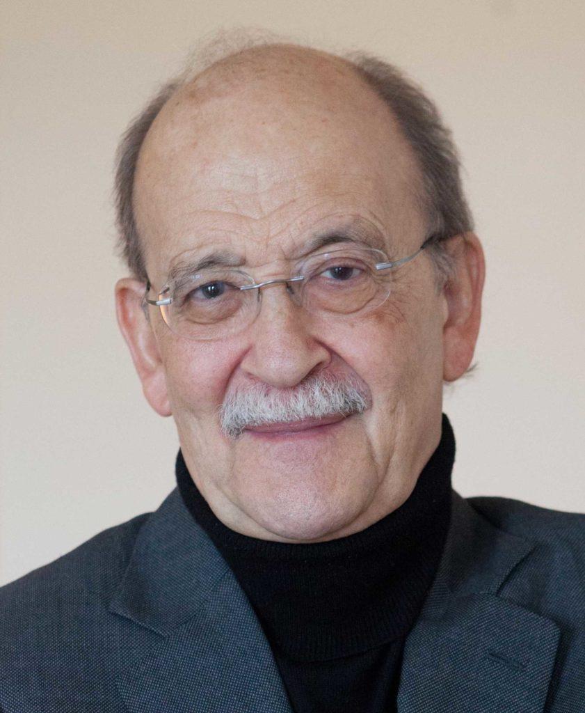 portrait of Moishe Postone
