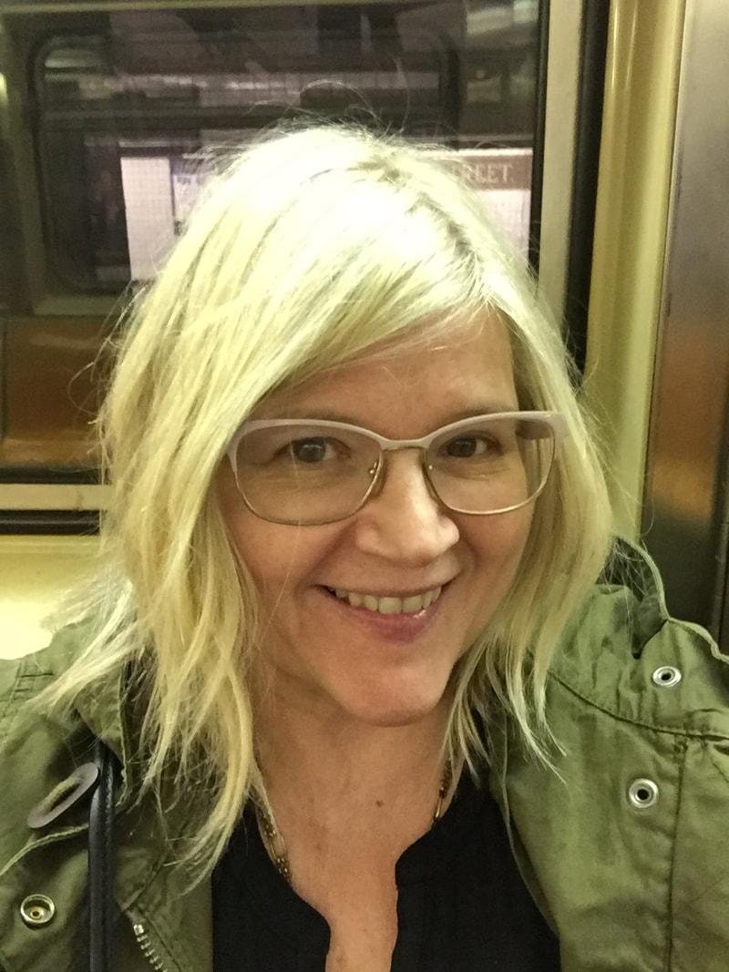 Portrait of Lori Marso