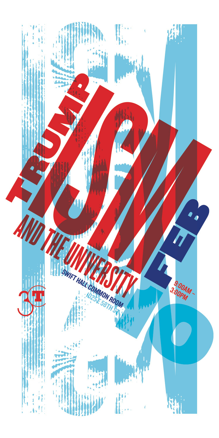 Trumpism and the University program cover