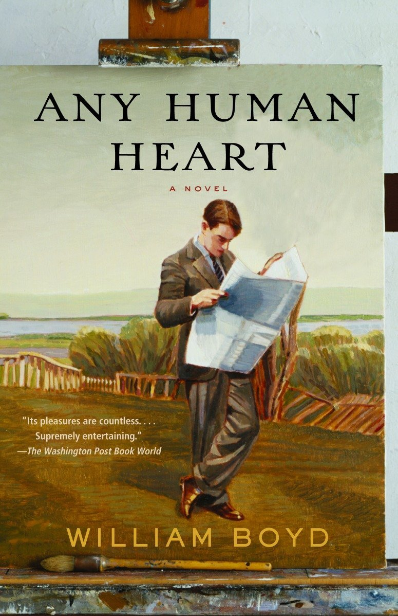 BOOK: William Boyd, Any Human Heart