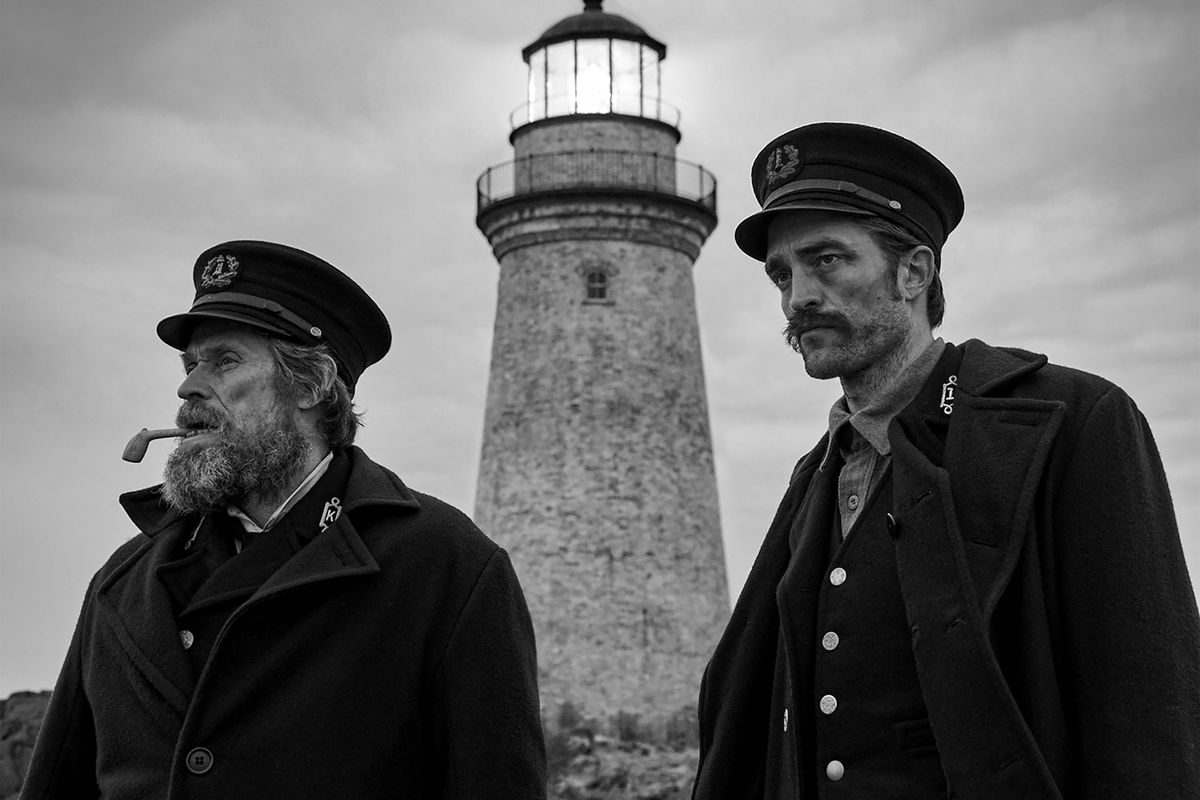 FILM: Robert Eggers, The Lighthouse
