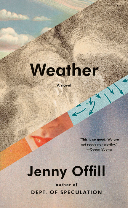 BOOK: Jenny Offill, Weather