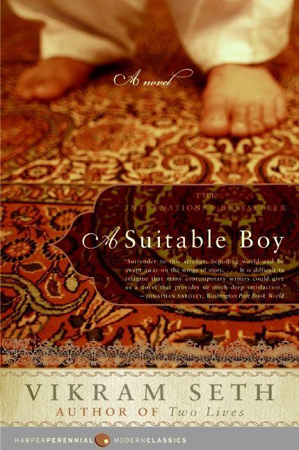 BOOK: Vikram Seth, A Suitable Boy