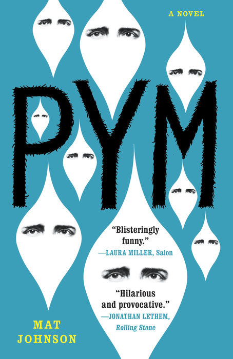 BOOK: Mat Johnson, Pym