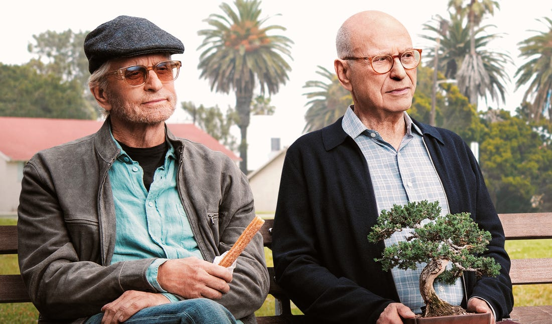 TV: The Kominsky Method