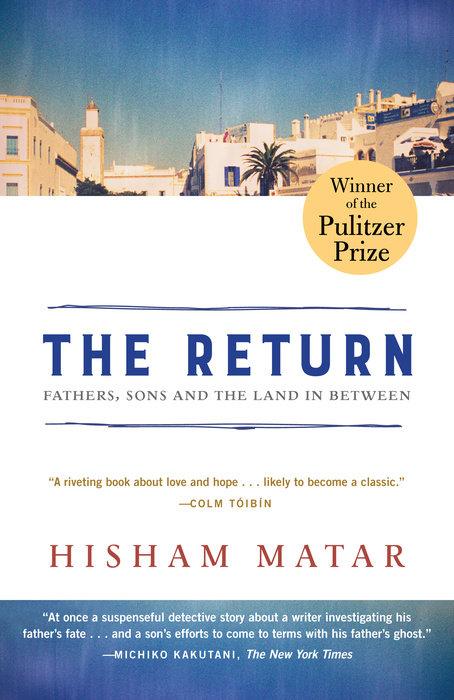 BOOK: Hisham Matar, The Return