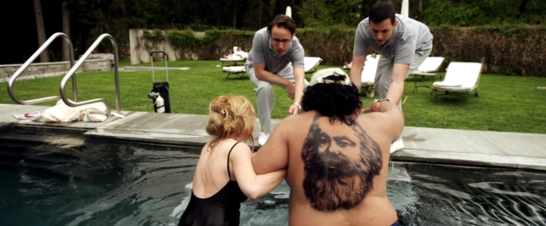 FILM: Paolo Sorrentino, Youth