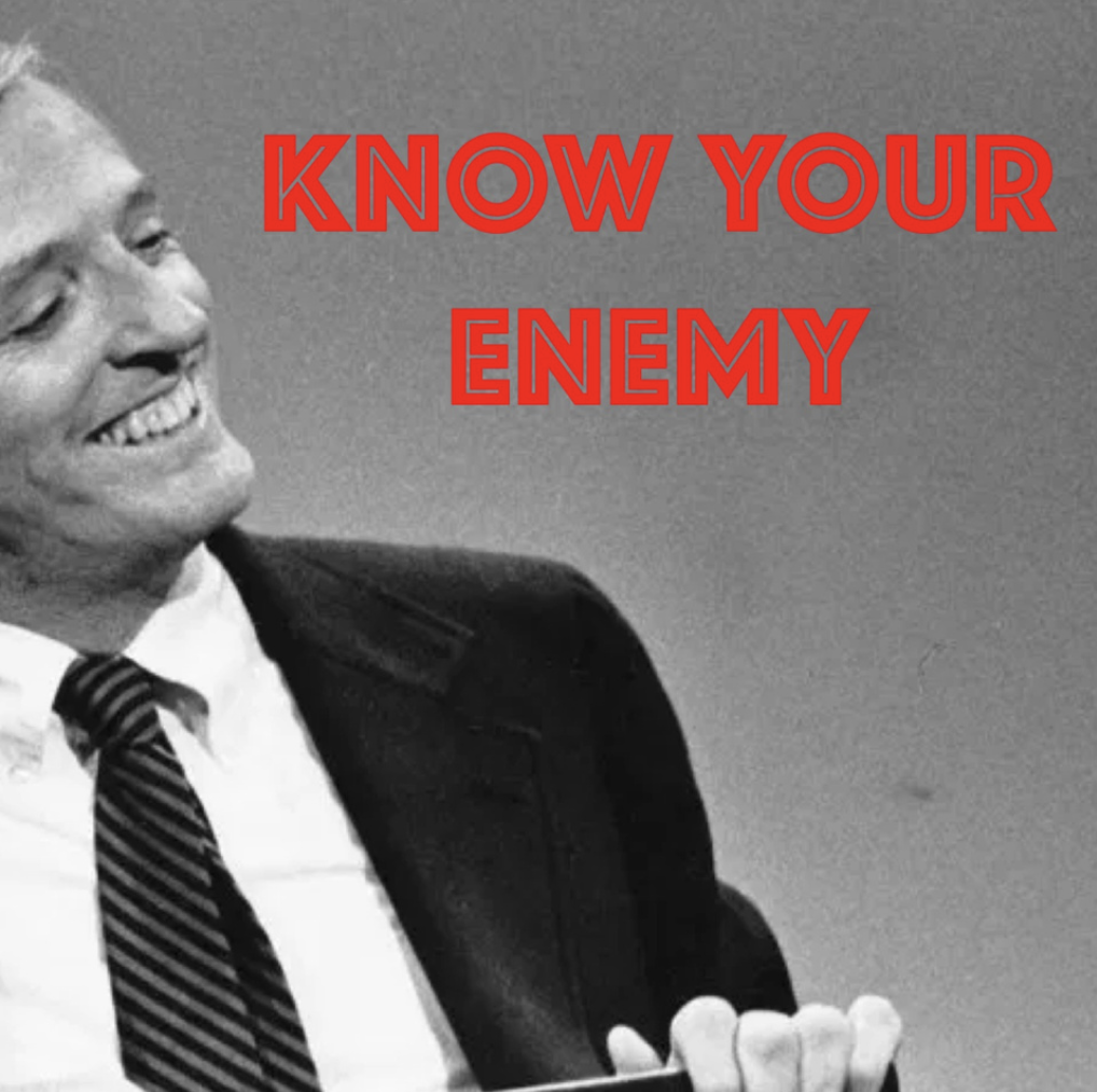 PODCAST: Know Your Enemy