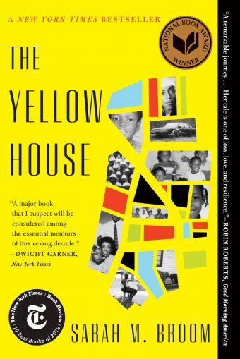 BOOK: Sarah M. Broom, The Yellow House