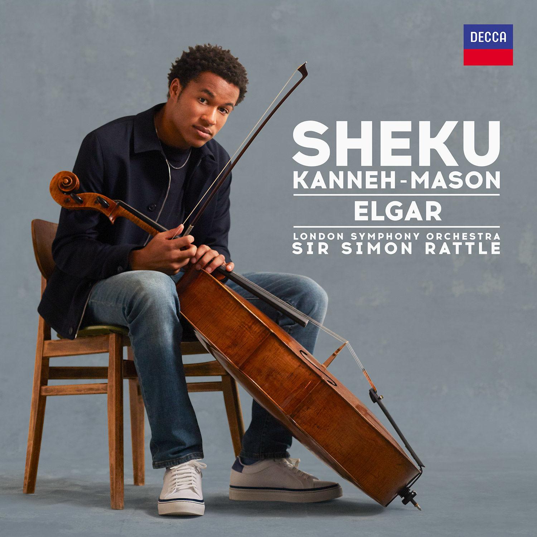 MUSIC: Sheku Kanneh-Mason, Elgar