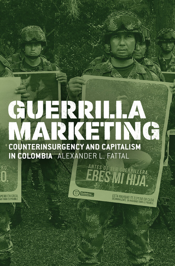 cover of Guerilla Marketing by Alexander L. Fattall