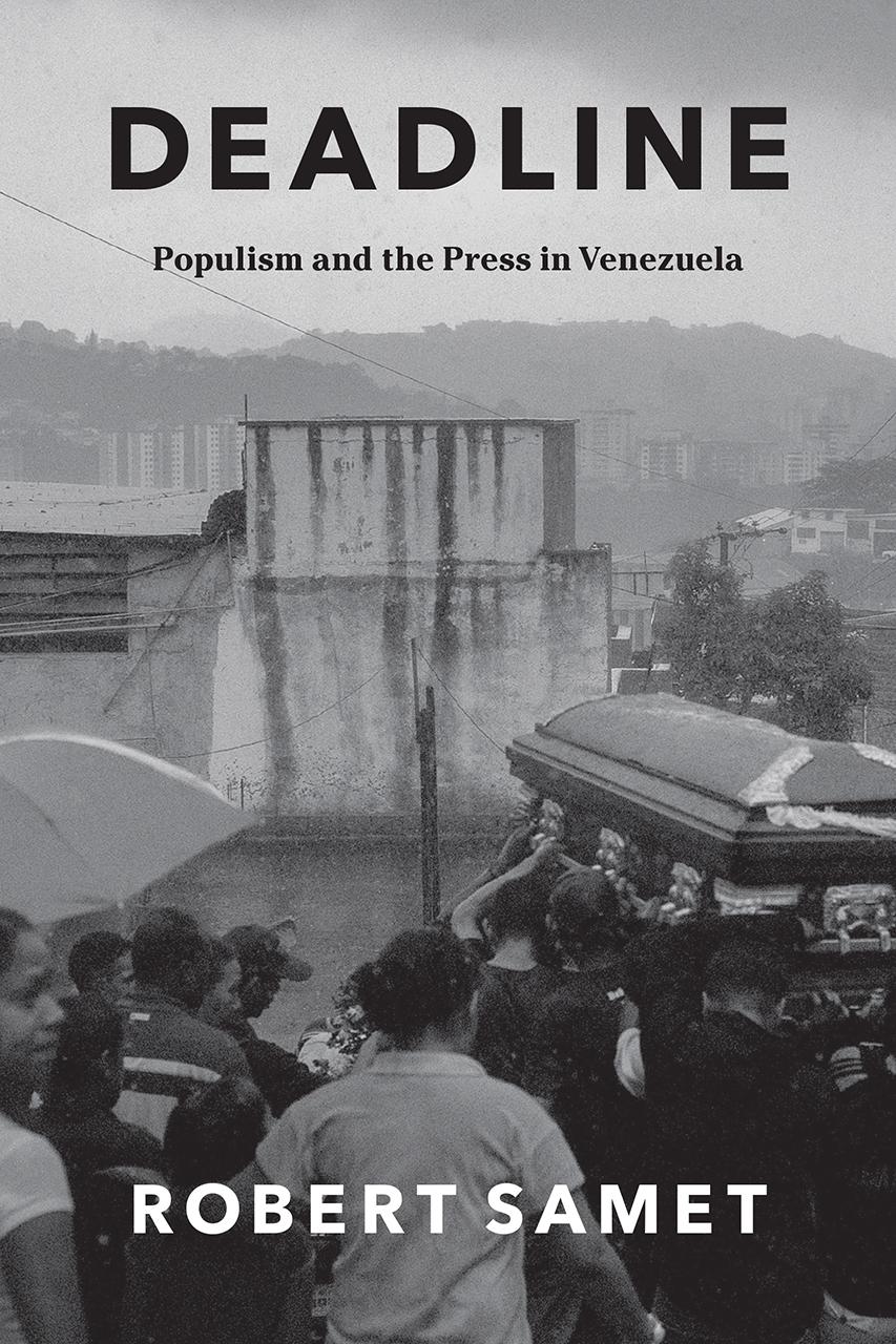 cover of Deadline by Robert Samet