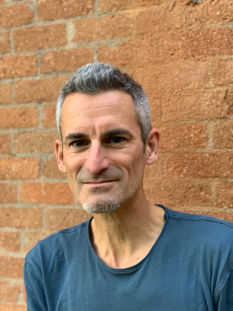 Portrait of Neil Brenner